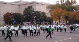 REILLY RAIDERS marching band !