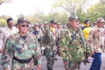 Navajo Nation veterans