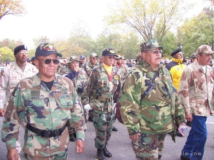 Navajo Nation veterans