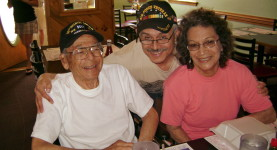 Battle of the Bulge veteran